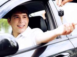 شیوه صحیح روشن کردن و حرکت خودرو